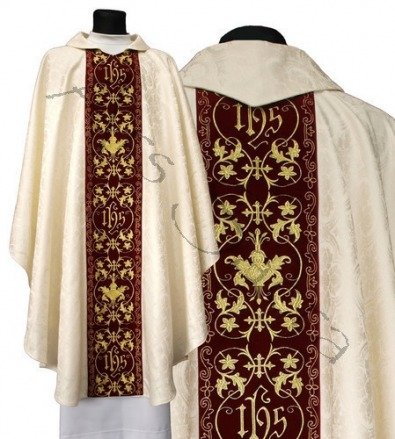 Gothic Chasuble 603-AKC25