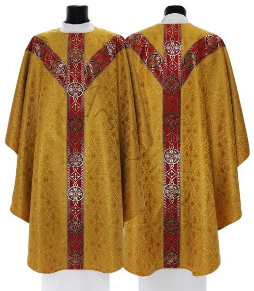 Semi Gothic Chasuble GY201-GC16