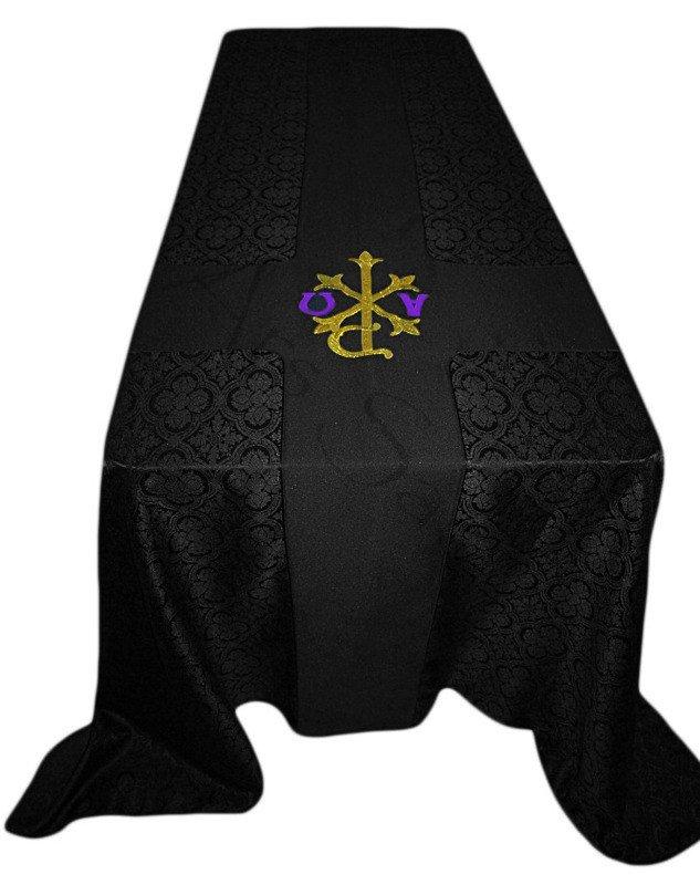Funeral pall FU1-CZ25 EN - Ars Sacra