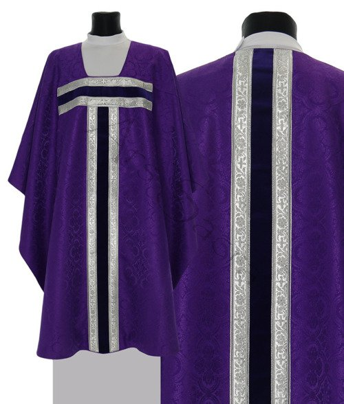 Gothic Chasuble 052-F25