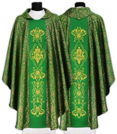 Gothic Chasuble 528-F14