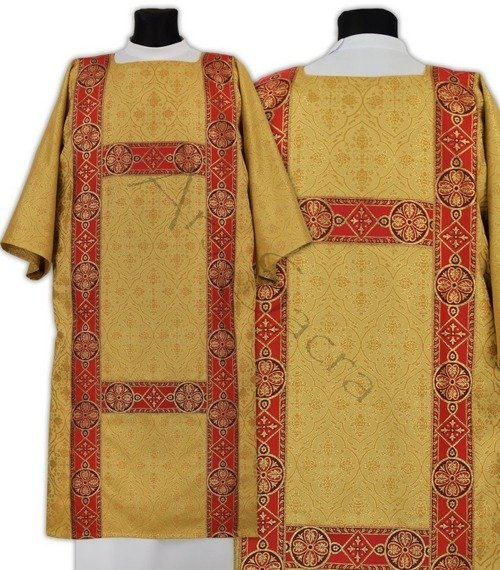 Gothic Dalmatic DF201-GC16