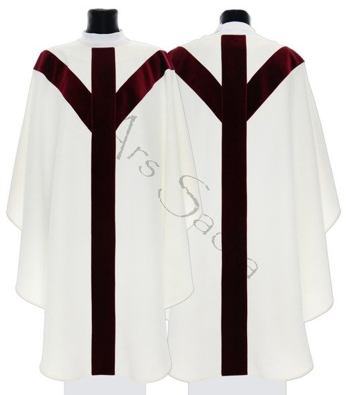 Semi Gothic Chasuble GY-AKC