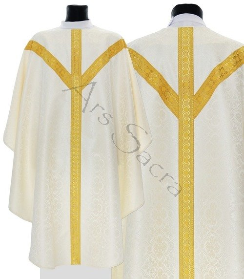 Semi Gothic Chasuble GY056-K25