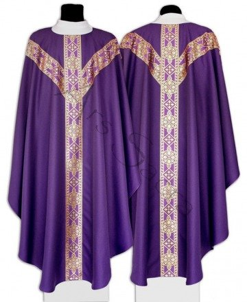 Semi Gothic Chasuble GY201-B