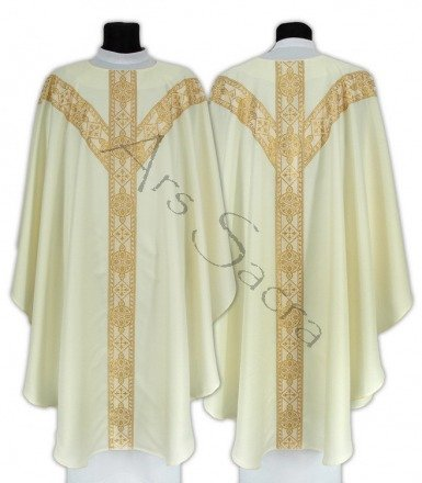 Semi Gothic Chasuble GY201-Z
