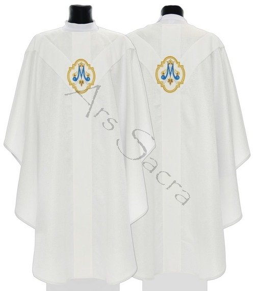 Semi Gothic Chasuble GY205-AS54