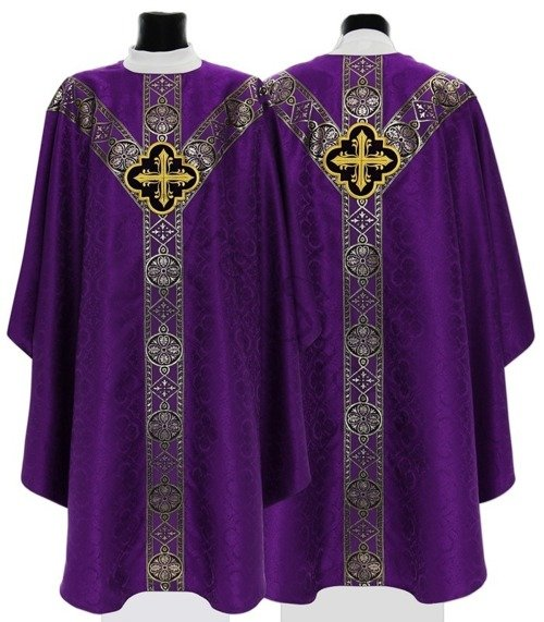 Semi Gothic Chasuble GY210-F25