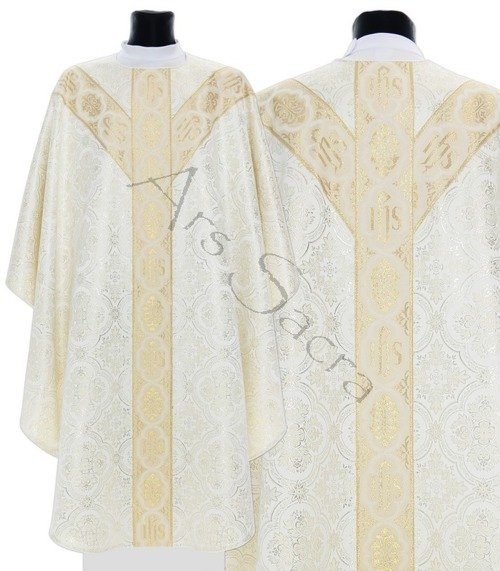 Semi Gothic Chasuble GY213-K14