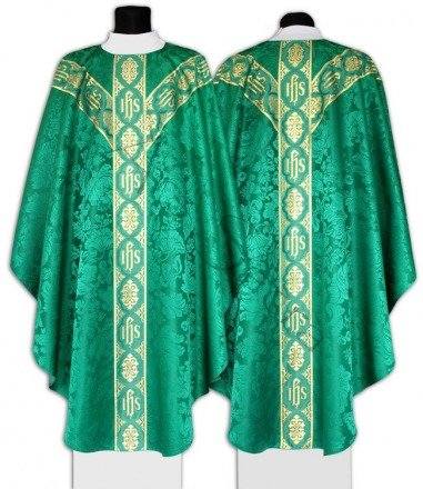 Semi Gothic Chasuble GY213-Z20