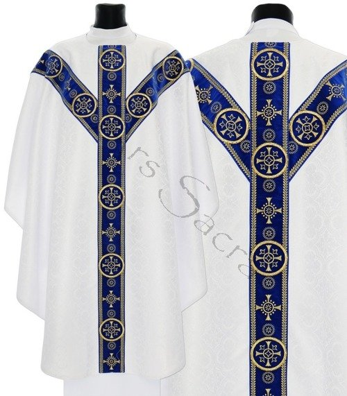 Semi Gothic Chasuble GY579-ABN25
