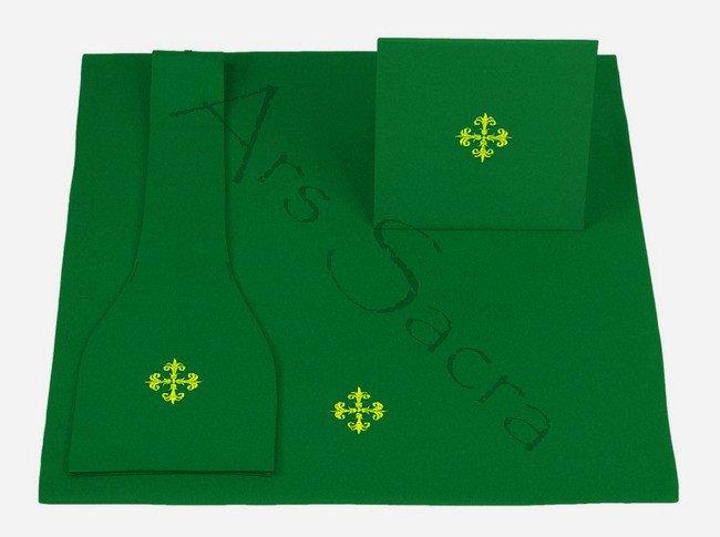 bourse manipule voile de calice vmb g fr ars sacra. Black Bedroom Furniture Sets. Home Design Ideas