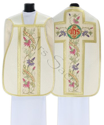 Chasuble romaine R715-K25