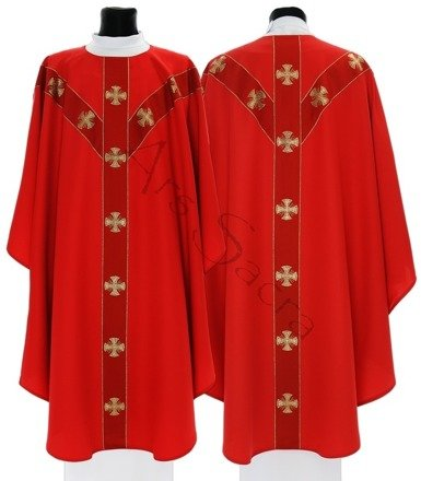 Chasuble semi-gothique GY104-C